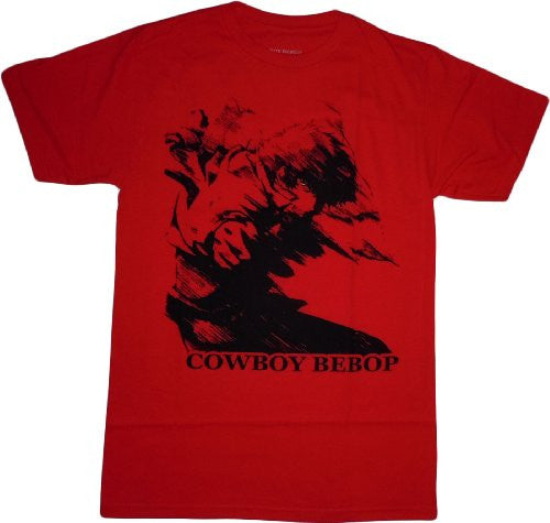 Cowboy Bebop Spike In Motion T-Shirt S