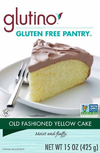 Old Fashioned Cake & Cooky Mix, Gluten Free 15.0 OZ
