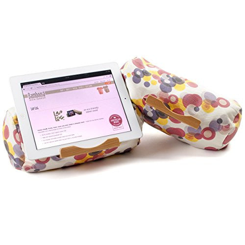 Lap Log Classic- iPad Stand / Touchscreen Tablet Holder (Bubble Up)