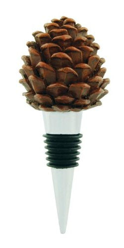 Pinecone Bottle Stopper