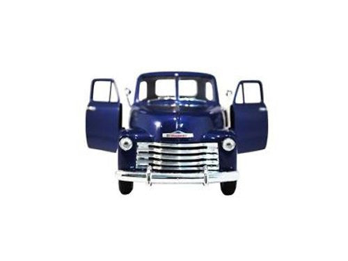 1953 Chevrolet 3100 Pickup Truck Blue 1/32 by Signature Models 32382