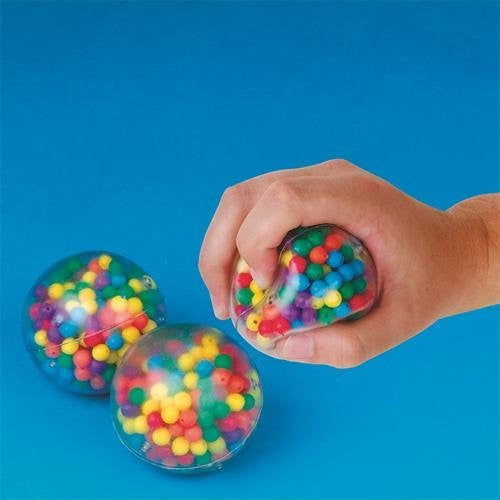 "Sensory 2.5"" Bead Balls (Set of 3)"