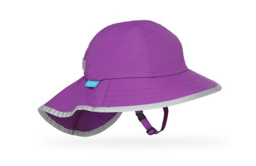 Kids Play Hat, Baby, African Violet