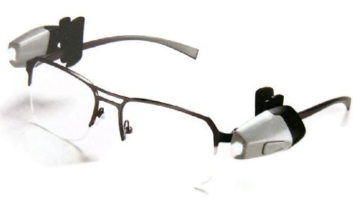 Clip-on Eyeglass Reading Light