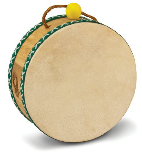 "Tom Tom Drum - Wood shell, 6"" head, with mallet"