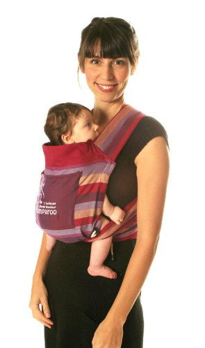 Mei Tai Baby Carrier, Juliet (One Size)