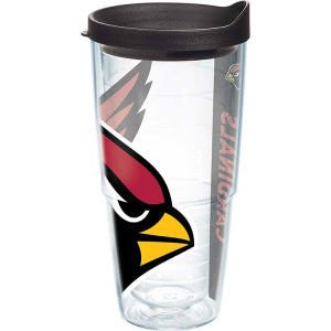 NFL Arizona Cardinals Colossal Wrap with Lid 24oz Tumbler