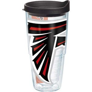 NFL Atlanta Falcons Colossal Wrap with Lid 24oz Tumbler