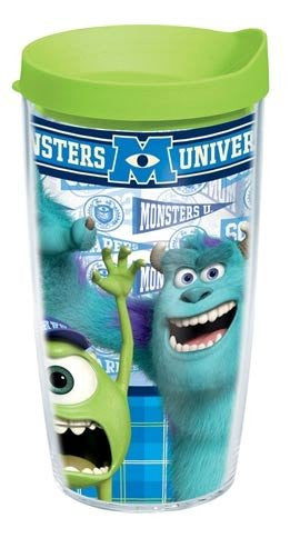 Disney / Pixar - Monsters University 16oz  Tumbler
