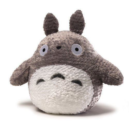 Fluffy Big Totoro - Grey 13""