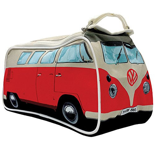 VW WASH BAG (Red)
