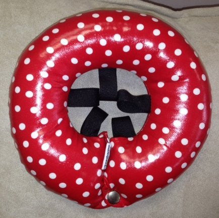 Red Dot Rainy Day Puppy Bumper® 10 to 13""