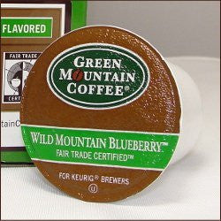 Green Mountain Coffee® Wild Mountain Blueberry® Coffee K-Cup® Packs, 24/Bx