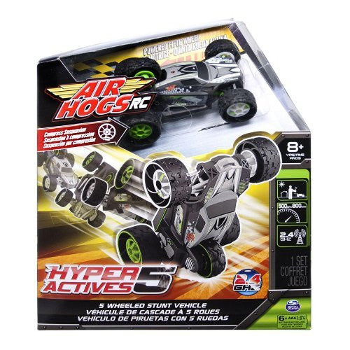 AIR HOGS HYPERACTIVES 5 - GREEN
