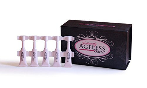 OMG! By Instantly Ageless - 25 Vials (0.6ml each) in box