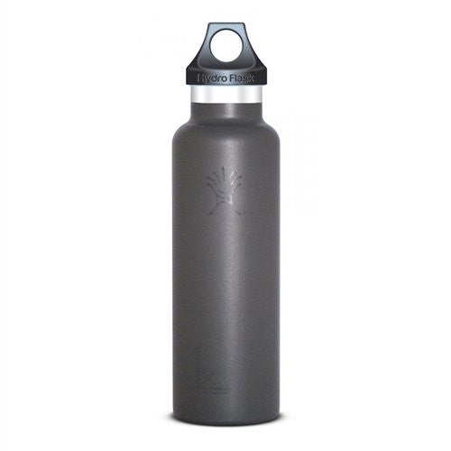 HYDRO FLASK Standard Water Bottle, 21 oz. FOLIAGE GREEN