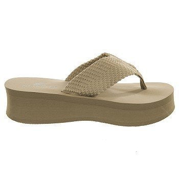 Nomad Women's Pancho Sandal,5 B(M) US,Natural