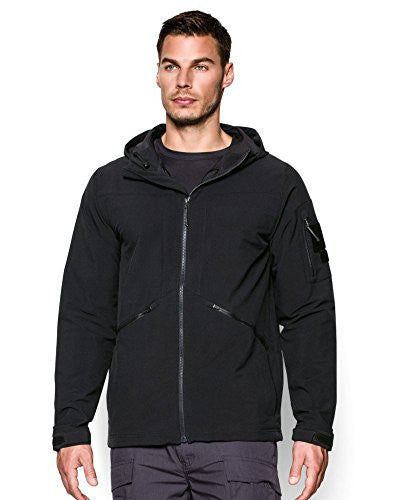 UA Tactical Softshell 2.0 - Black, Medium