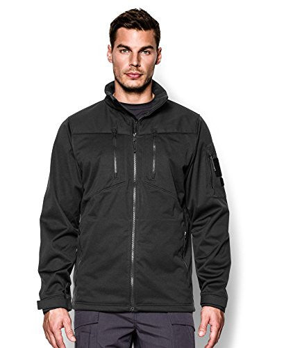Tactical Gale Force Jacket - Black, Small