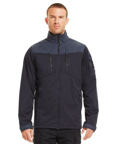 Tactical Gale Force Jacket - Dark Navy Blue, Large