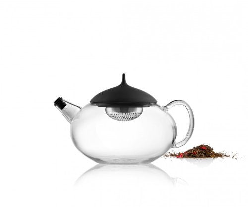 Glass Teapot With A Built-In Tea Egg - 1.0L