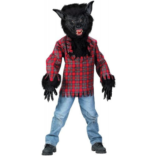 Werewolf CHLD CSTM ASST BLACK MEDIUM
