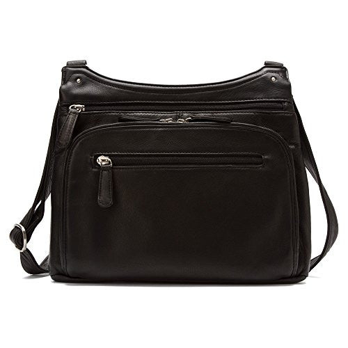 Katie Cross Body Hobo Black