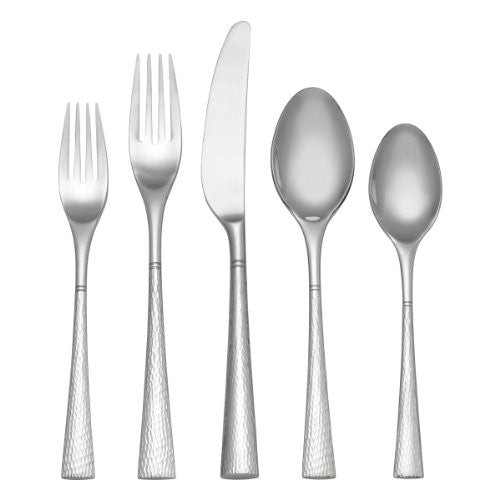 Hollis Stainless 45-pc Flatware Set