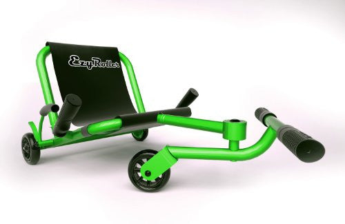 EzyRoller Ultimate Riding Machine - Lime Green