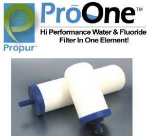 "ProOne 9"" G2.0 filter elements - pair"