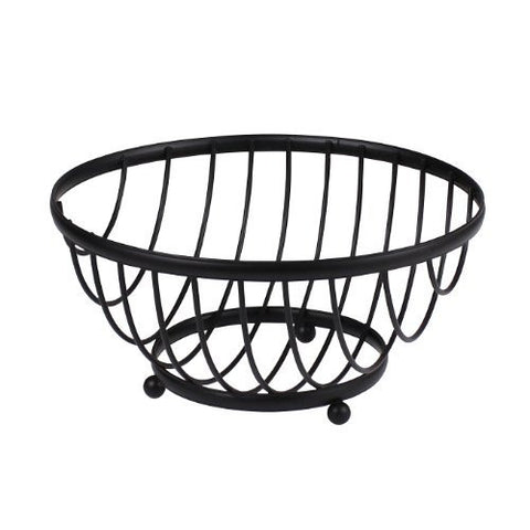 Ashley Fruit Bowl - Black