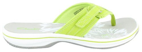 BREEZE SEA - Lime Green Synthetic - M 10