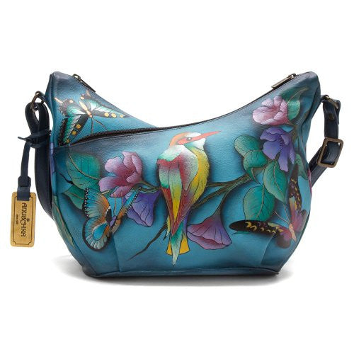 Hawaiian Twilight U-Top Convertible Hobo