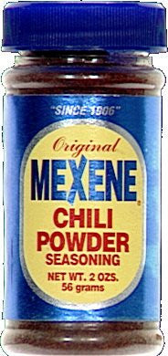 Chili Powder Mix 2.0 OZ