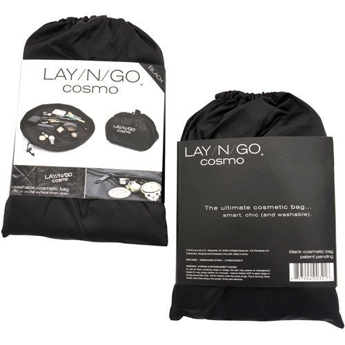 "Cosmo 20"" Bag, Black"