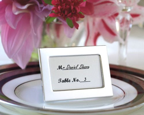 Memories by the Dozen - Set of 12 Miniature Photo Frames/Placeholders