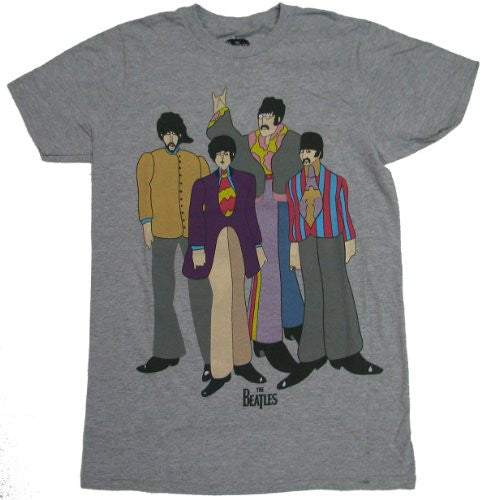 The Beatles Submarine t T-Shirt Size L