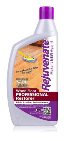 32.0 oz. Professional Wood Floor Restorer with Satin Finish