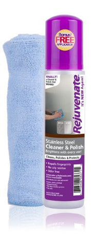 10.0 oz Stainless Steel Cleaner & Polish Kit