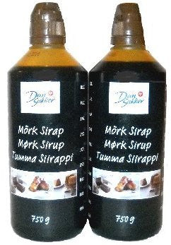 Swedish Baking Syrup Dark  26.2 OZ