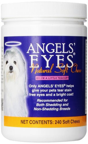 Angels' Eyes Natural for Dogs Soft Chews 240 Cnt.