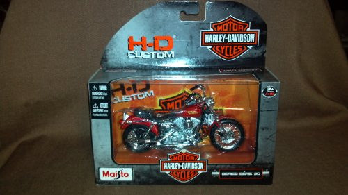 1:18 Harley Davidson 1997 FXDL Dyna Low Rider (Series 30)