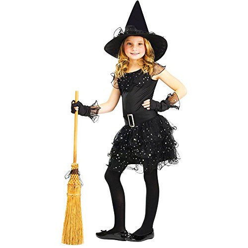 Glitter Witch Child Cstm Medium 8/10