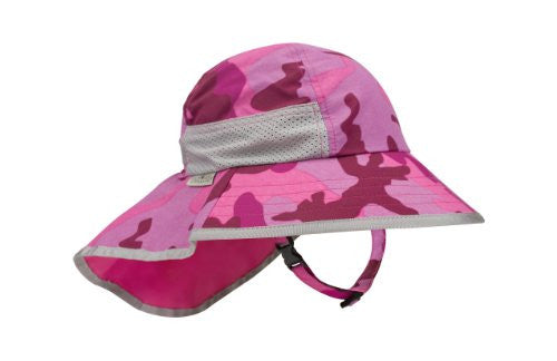 Play Hat, Pink Camo, Child