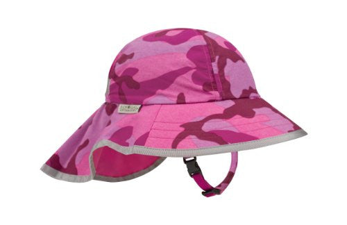 Play Hat, Pink Camo, Infant