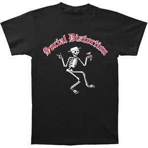 Social Distortion Skelly T-Shirt Size XL