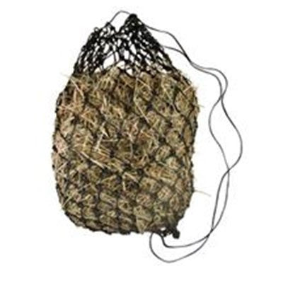 SLOW FEED HAY NET BLACK 40 INCH