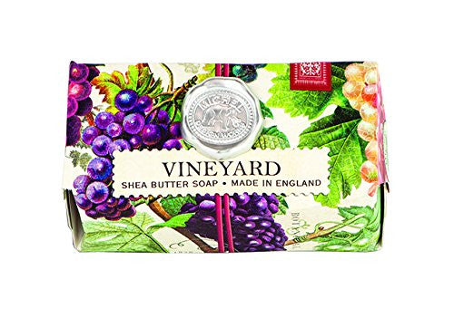 Vineyard, Bath Soap Bar