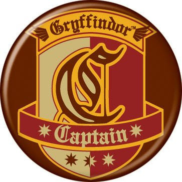 Gryffindor Captain - BUTTONS 1 1/4 in. ROUND