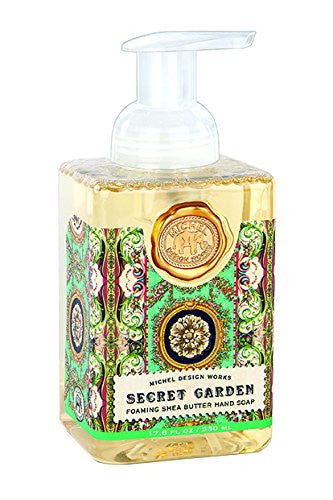 Secret Garden, Foaming Hand Soap